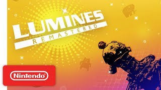LUMINES REMASTERED Announcement Trailer - Nintendo Switch