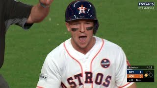 ALCS Gm6: Bregman rips two-run double to left-center