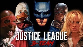 Justice League: The B Team