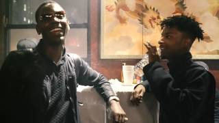 Young Dolph Smokes Alot of Weed, Links with 21 Savage & Studio with A Boogie Wit Da Hoodie in NYC