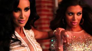 Italia Kash and Lilly Ghalichi Glam Shoot