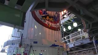 Atlas V NROL-52 Payload Mate