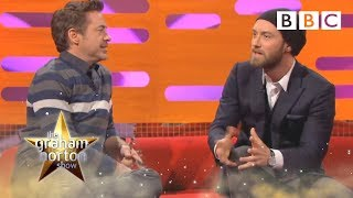 Filming The Sherlock Holmes Sequel - The Graham Norton Show - Series 10 Episode 8 - BBC One