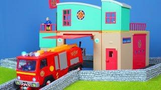 FEUERWEHRMANN SAM: Best of Feuerwehrmann Sam Pontypandy Rettungsaktionen für Kinder | Neue Folgen