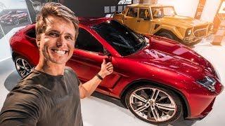 SIGN ME UP! The 750HP Lamborghini URUS! | VLOG² 85
