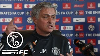 Jose Mourinho 12-minute rant is