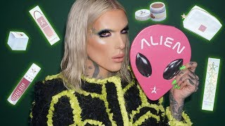 ALIEN 👽 PALETTE & HOLIDAY 2018 COLLECTION REVEAL   Jeffree Star Cosmetics