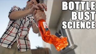 BARE HAND Bottle Busting- Science Investigation