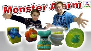 Monster Alarm so entsteht unser Thumbnail Trashpack TipTapTube