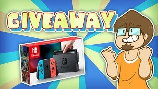 *Saberspark Nintendo Switch Giveaway & Livestream Thingy*