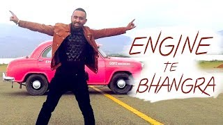 Engine Te Bhangra (Full Song) - Gupz Sehra | Savio | Latest Punjabi Song 2017 | Lokdhun Punjabi