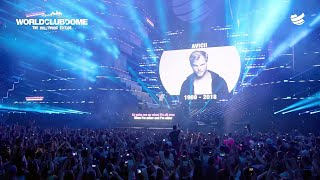 Tribute To Avicii @ World Club Dome 2018