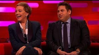 Jonah Hill performs his Morgan Freeman song - The Graham Norton Show: Episode 8 - BBC One
