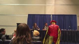 Laura Bailey & Travis Willingham Q&A @ SacAnime 2016 [Spoilers E65]