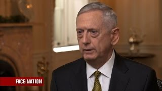 Full Interview: Defense Secretary James Mattis, May 28