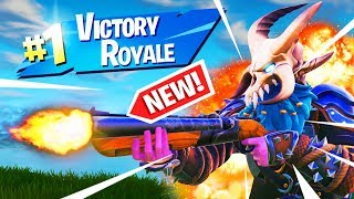 IN SEARCH OF THE NEW DOUBLE BARREL SHOTGUN!!   Fortnite Battle Royale
