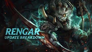 Rengar Preseason Spotlight | Gameplay - League of Legends