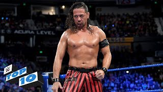 Top 10 SmackDown LIVE moments: WWE Top 10, April 3, 2018