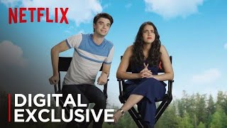 Rorschach Inkblot Test with the Cast of The Package | Netflix