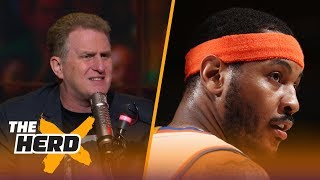 Michael Rapaport weighs in on the Knicks | THE HERD