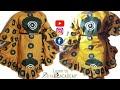 Make a Circle Kaftan Dress with Pleats |...mp3
