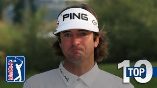 Top 10: Emotional winning interviews on the PGA TOUR