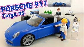 playmobil porsche 911 targa 4s deutsch. Black Bedroom Furniture Sets. Home Design Ideas