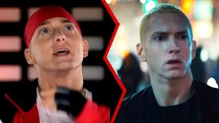 The Evolution of Eminem