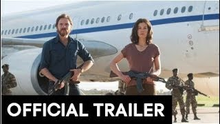 Entebbe Official Film Trailer - Rosamund Pike, Daniel Brühl [HD]