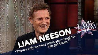 Liam Neeson Says He