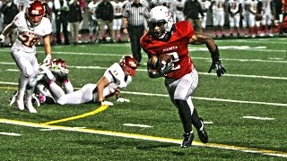 Best Running Back in High School Football - Salvon Ahmed - Class of 2017