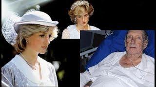 """Agente jubilado del MI5 confiesa en su lecho de muerte: """"yo acabe con la vida de la princesa Diana"""""""