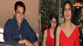 Salman Khan Dines With Katrina