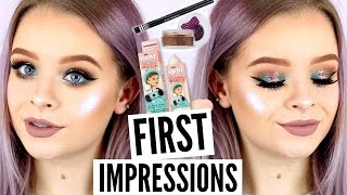 FULL FACE OF FIRST IMPRESSIONS MAY 2017 | sophdoesnails