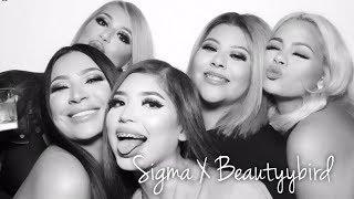 LIT WEEKEND IN L.A. || SIGMA X BEAUTYYBIRD EVENT