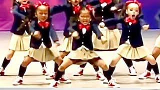 "7 year old hip hop dancer Chloe Kim ""School"