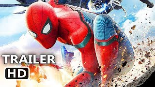 SPIDER-MAN HOMECOMING Extended Trailer # 3 (2017) Marvel Movie HD