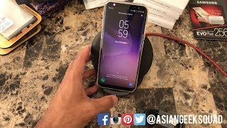 Official Samsung Wireless Charger - Galaxy Note 8