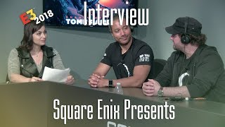 Shadow of the Tomb Raider - Interview - Rich Briggs & Daniel Chayer-Bisson (Square Enix Presents)