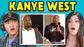 TEENS REACT TO KANYE WEST CONTROVERSY