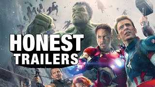 Honest Trailers - Avengers: Age of Ultron