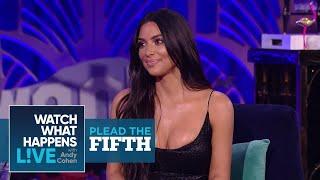 Kim Kardashian West Was Happy When Kylie And Tyga Split | Plead The Fifth | WWHL