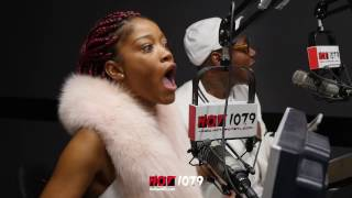 Keke Palmer Explains Why She Hates Rihanna Comparisons