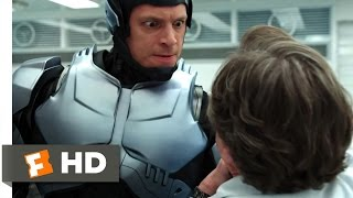 RoboCop (2014) - What Have You Done To Me? Scene (1/10)   Movieclips