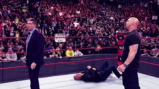 Relive the 25th anniversary of Monday Night Raw