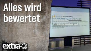 Christian Ehring: Alles wird bewertet     extra 3   NDR