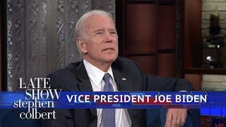 VP Joe Biden Is Finding A Way Through Grief