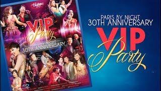 Paris By Night 109 VIP Party (Full Program)