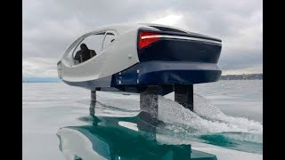 A Water Taxi