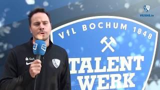 VfL-U17-Trainer Christian Mollocher im Talentwerk-Interview